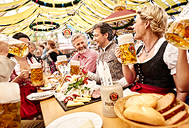 No. 1 Oktoberfest beer in Germany, Paulaner